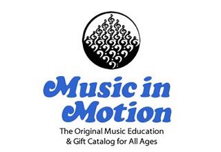 Music In Motion Logo